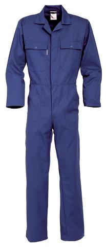 HAVEP® Basic Overall Rafblauw