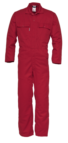 HAVEP® Basic Overall Rood