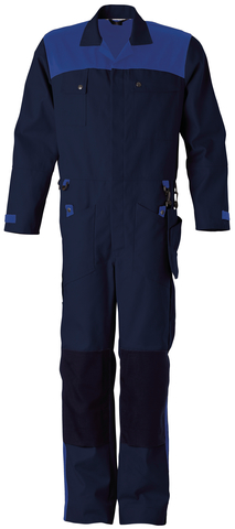 HAVEP® Construction Line Overall Marineblauw/korenblauw