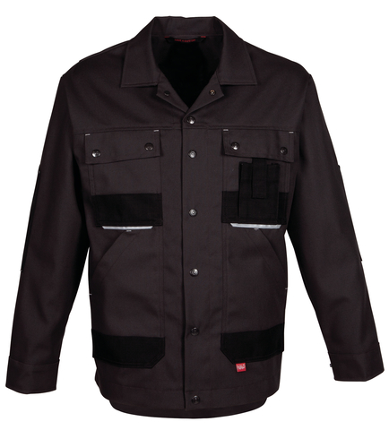 HAVEP® Worker.pro Korte jas/Vest Charcoal grey/zwart