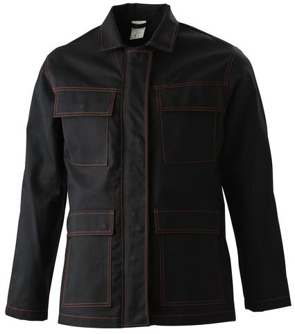 HAVEP® Guard Korte jas/Vest 30030 Zwart/rood