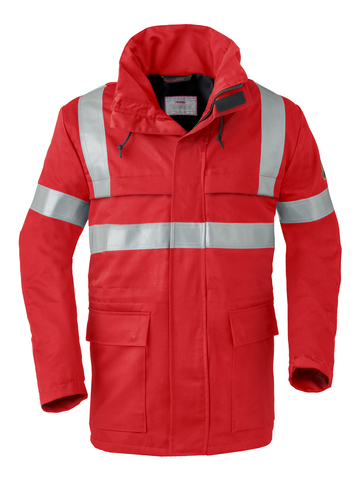 HAVEP® 5safety Parka 40070 Rood