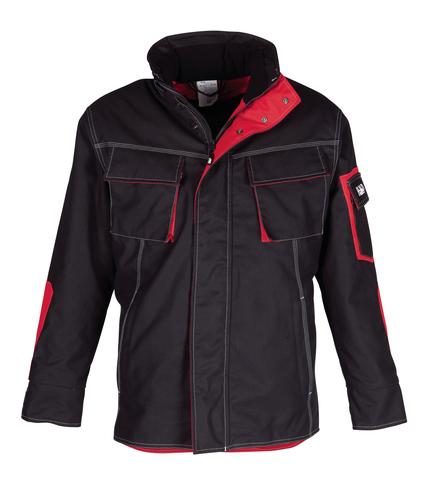 HAVEP® Titan Jack gevoerd Zwart/rood