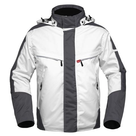 HAVEP® Attitude Parka 50171 wit/charcoal grijs