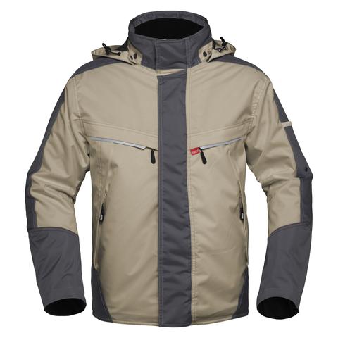 HAVEP® Attitude Parka 50171 zand/charcoal grijs