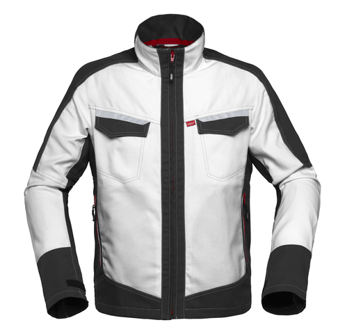 HAVEP® Attitude Korte jas/Vest wit/charcoal grijs