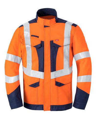 HAVEP® Multi Shield Korte jas/Vest fluo oranje/marine