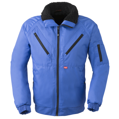 HAVEP® Basic Pilotjack Korenblauw