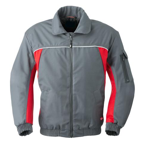 HAVEP® 4seasons Pilotjack Charcoal grey/rood