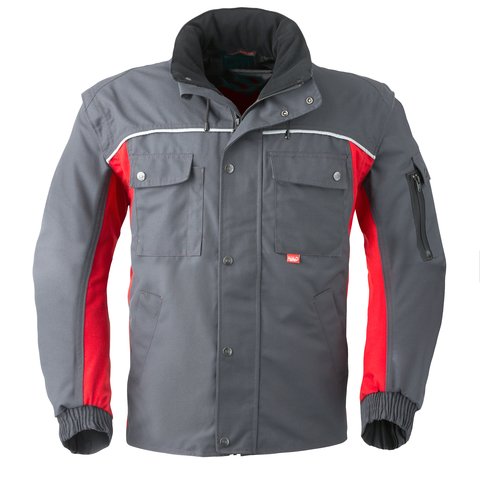 HAVEP® 4seasons Jack all season Charcoal grey/rood