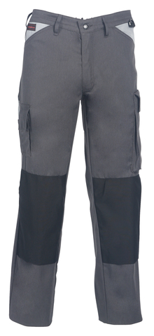HAVEP® Worker Werkbroek Charcoal grey/grijs/zwart