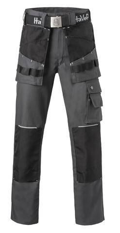 HAVEP® Worker.Pro Werkbroek Charcoal grey/zwart