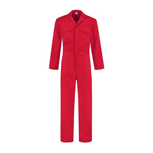 Bestex Overall rood