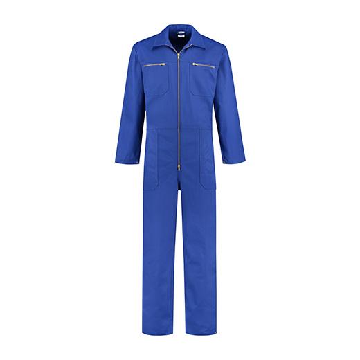Bestex Overall korenblauw met rits