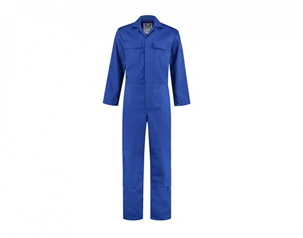 Bestex Overall korenblauw vlamvertragend AS