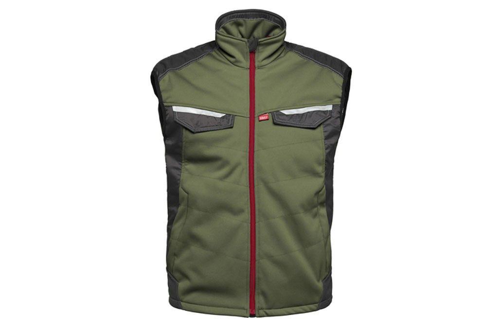 HAVEP® Attitude Bodywarmer 50184 bosbouw groen/charcoal grijs