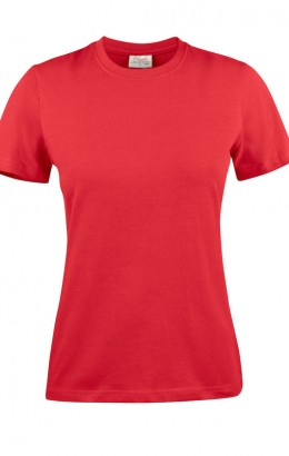 Printer T-shirt light RSX dames 2264028 Frisgroen