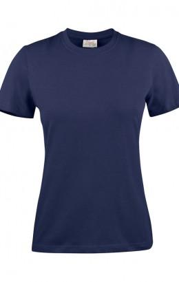 Printer T-shirt light RSX dames 2264028 zwart
