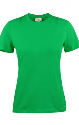 Printer T-shirt light RSX dames 2264028 Staalgrijs
