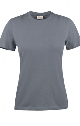 Printer T-shirt light RSX dames 2264028 Oceaanblauw
