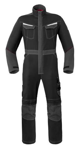 HAVEP® Attitude Overall zwart/charcoal grijs