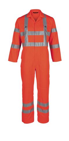 HAVEP® High Visibility Overall 2400 RWS Fluo oranje