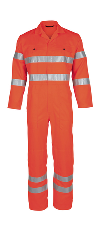 HAVEP® High Visibility Overall 2404 Fluo oranje