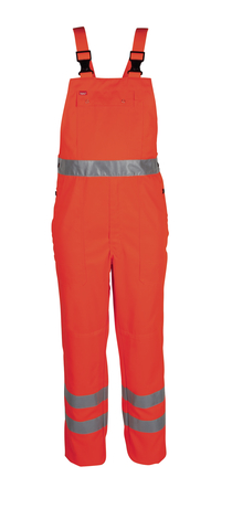 HAVEP® High Visibility Amerikaanse overall/Bretelbroek 2485