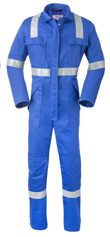 HAVEP® 5safety Overall 29061 Korenblauw