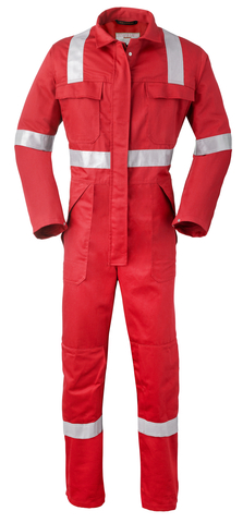 HAVEP® 5safety Overall 29061 Rood