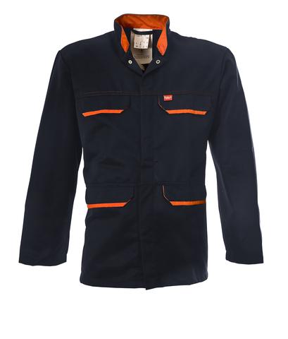 HAVEP® Protector Pro Korte jas/Vest Marine/oranje