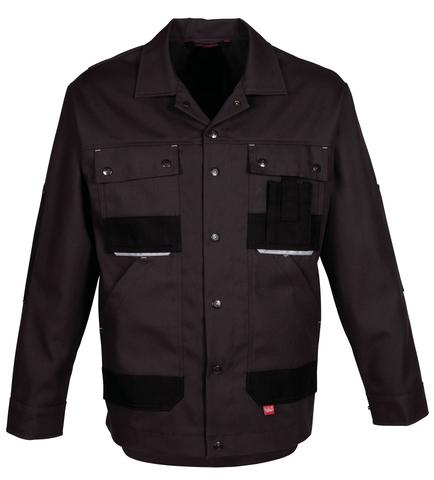 HAVEP® Worker.pro Korte jas/Vest Charcoal grey/zwart