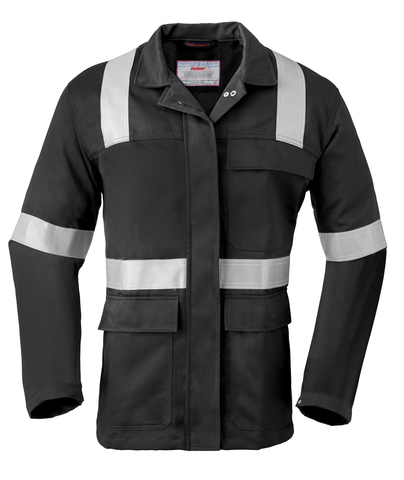 HAVEP® 5safety Korte jas/Vest 3256 Zwart
