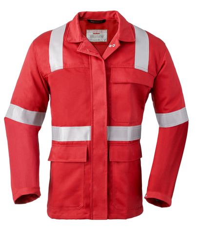 HAVEP® 5safety Korte jas/Vest 3256 Rood