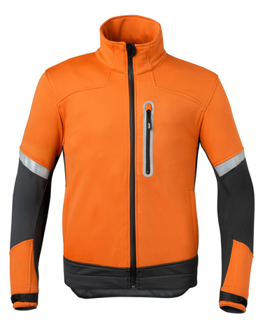 HAVEP® Image Softshell Oranje/charcoal