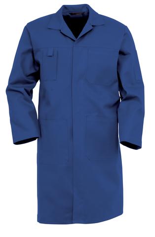 HAVEP® Basic Lange jas/Stofjas Korenblauw