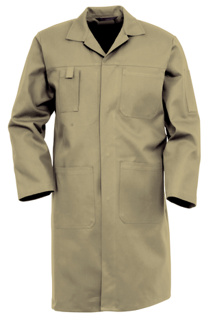 HAVEP® Basic Lange jas/Stofjas Kaki