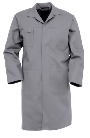 HAVEP® Basic Lange jas/Stofjas Grijs