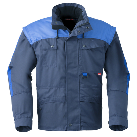 HAVEP® Construction Line Jack all season Marineblauw/korenblauw