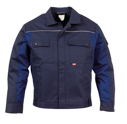 HAVEP® 4seasons Jack/Blouson Marineblauw/korenblauw