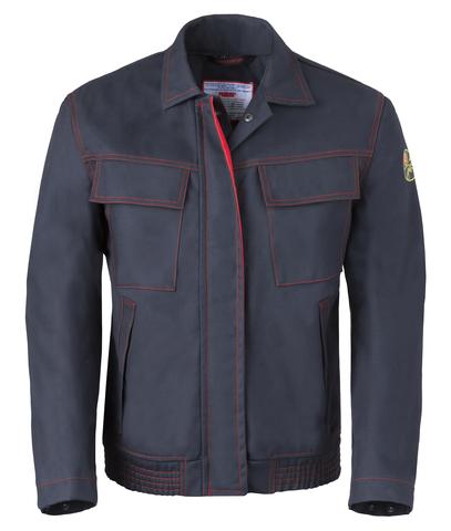 HAVEP® Guard Jack/Blouson Zwart/rood
