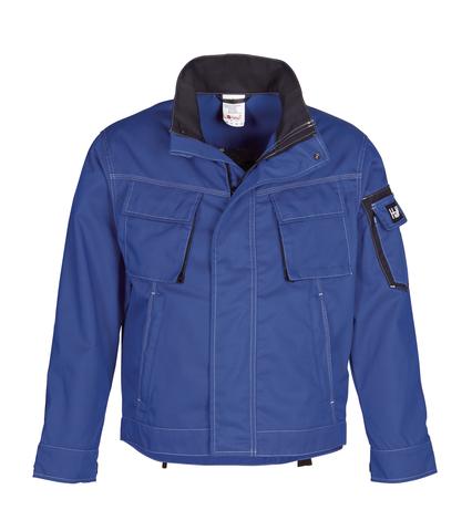 HAVEP® Titan Korte jas/Vest Korenblauw/zwart