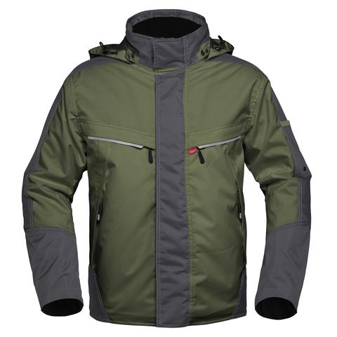 HAVEP® Attitude Parka 50171 bosbouw groen/charcoal grijs