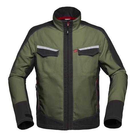 HAVEP® Attitude Korte jas/Vest bosbouw groen/charcoal grijs