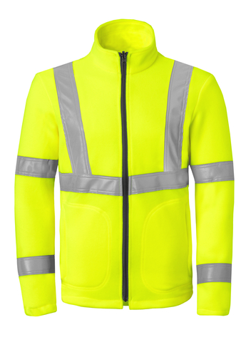 HAVEP® High Visibility Fleecevest 50219