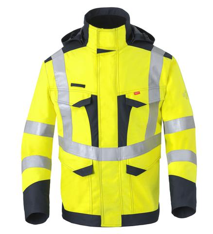 HAVEP® Multi Shield Parka 50248 fluo geel/marine