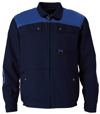 HAVEP® Construction Line Jack/Blouson Marineblauw/korenblauw