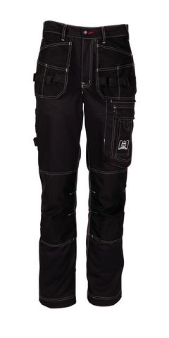 HAVEP® Titan Werkbroek Zwart/Charcoal