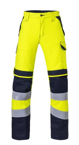HAVEP® Multi Shield Werkbroek fluo geel/marine