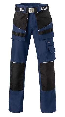 HAVEP® Worker.Pro Werkbroek Marine/zwart